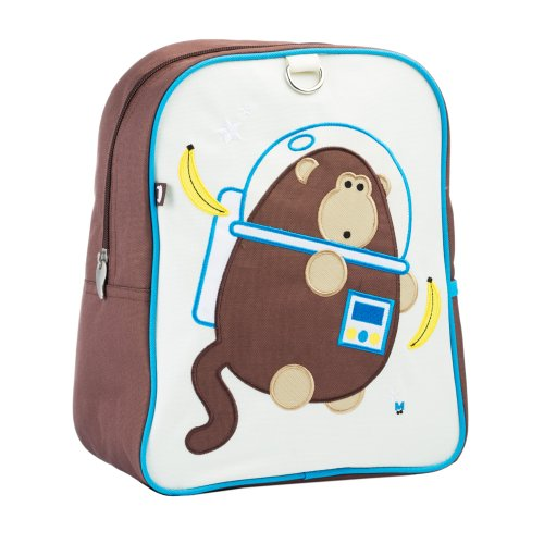 Little Kid Dieter in Space Backpack - 1