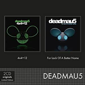 For Lack of a Better Name by deadmau5 on Spotify