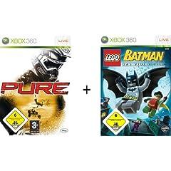 Pure & Lego Batman Bundle