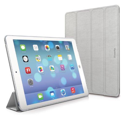 XtremeMac iPad Air用 マルチアングル式の超薄型フォリオケース オートスリープ機能対応 Microfolioシリーズ ココナッツホワイト IPD-MF5-03