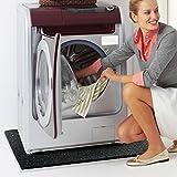 Dalle-anti-vibration-etm-pour-machine--laver-sche-linge-paisseur-1cm-attenue-les-vibrations-vite-drapage-isolant-accoustique-60x60cm