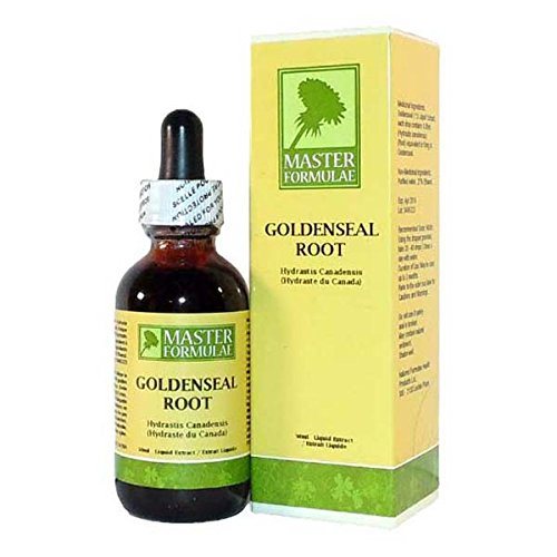 Goldenseal Root - 1.69Oz Herbal Tincture/Extract