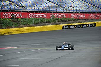 Mario andretti racing experience practice for Charlotte motor speedway driving experience