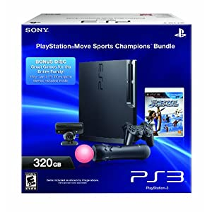 PlayStation 3 320GB $349.96