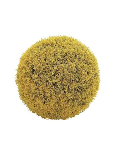 Faux Yellow Flower 16 Filler Ball