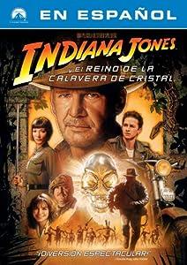 Indiana Jones And The Kingdom Of The Crystal Skull (Spanish Edition)