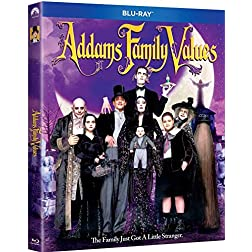Addams Family Values [Blu-ray]