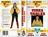 Carol Vorderman's Video Class: Pop Music Times Tables [VHS]