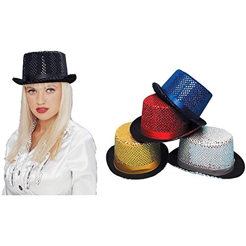 Sequin Top Hat