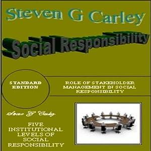 Social Responsibility Audiobook
