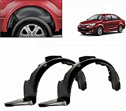 Jaz O Ride 428 - Car Fender Lining Unit FRONT Set of 2 for Renault Duster 110PS Diesel RxZ AWD (Diesel)