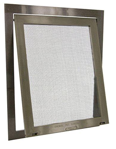 PetSafe Pet Screen Door, Bronze (Sliding Glass Door Pet Door Small compare prices)