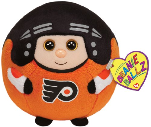 Ty Beanie Ballz Philadelphia Flyers Plush, NHL - 1