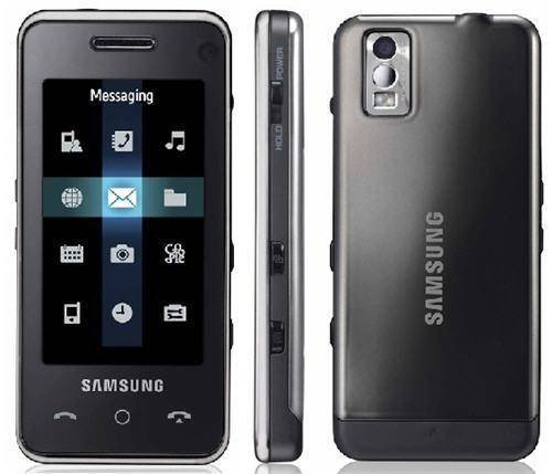 Samsung SGH-F490 Phone (Unlocked, Intl. Version) no U.S. Warranty