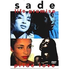 Sade : Life Promise Pride Love (DVD)