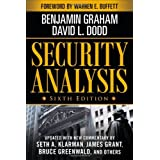 Security Analysis: Sixth Edition, Foreword by Warren Buffett (Security Analysis Prior Editions)by Benjamin Graham