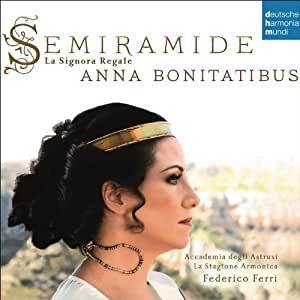 Semiramide - la Signora Regale. Arias & Scènes from Porpora to Rossini