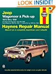 Jeep Wagoneer and Pickup, 1972-1991