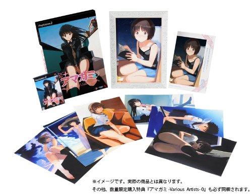 【ゲーム 買取】エビコレ+ アマガミ Limited Edition (オムニバスストーリー集「アマガミ -Various Artist- 0」同梱)