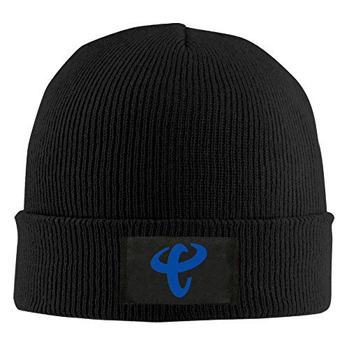 pks-unisex-black-china-telecom-logo-watch-cap