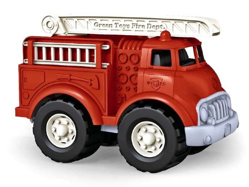 Green Toys Eco-Friendly Firetruck