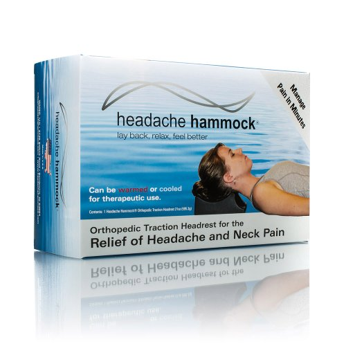 Buy Headache Hammock: Orthopedic Traction Headrest for Natural Headache Relief, Migraine Relief &...