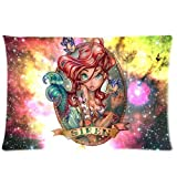Humorously Devise As Christmas Present Memorable Disney The Lovely Little Mermaid Cartoon Warm And Soft Personalized Printed 20x30 Inches Two Sides Pillow Case For Christmas Gift