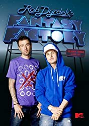 Rob Dyrdek's Fantasy Factory: Season Three