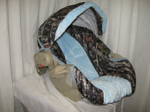 Blue Camo Baby Bedding 5702 back