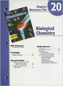 HOLT CHEMISTRY TEXTBOOK