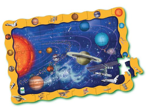 Cheap Fun The Learning Journey Puzzle Doubles Find It! Solar System Floor Puzzle (B001EY730Q)