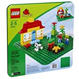 Lego Duplo Large Green Building Plate From Debenhams