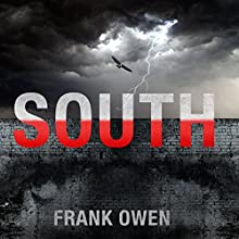 South Audiobook by Frank Owen Narrated by Jeff Harding