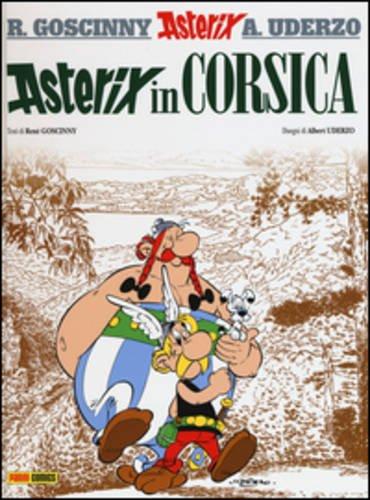 Asterix in Corsica: 20