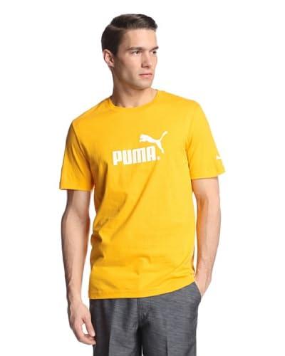 PUMA Men's 1 Logo Tee