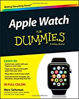 Apple Watch For Dummies Front Cover
