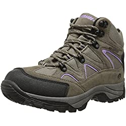 Northside Women's Snohomish Hiking Boot, Tan/Periwinkle