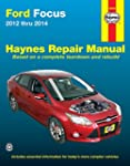 Haynes Ford Focus 2012 Thru 2014 Auto...