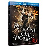 Resident Evil : Afterlife 3D [Blu-ray]par Milla Jovovich