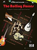 img - for Ultimate Easy Guitar Play-Along -- The Rolling Stones: 10 Songs from