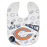 NFL Football Full Color Mesh Baby Bibs (Chicago Bears) at Amazon.com