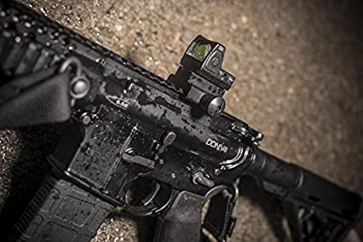 Trijicon RM09 Adjustable RMR LED 1.0 MOA Red Dot Sight from Trijicon