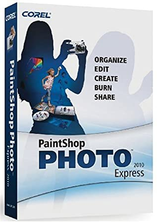Corel PaintShop Photo Express 2010 (PC CD) [import anglais]