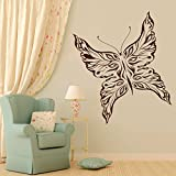 Decal Style Butterfly Wall Sticker Small Size-17*19 Inch - B00WSLTX5W
