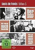 Louis de Funès Edition 5 [3 DVDs]