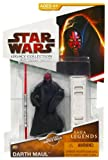 Star Wars 2009 Legacy Collection Legends Carded Darth Maul - New Packaging