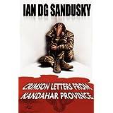 Crimson Letters from Kandahar Provinceby Ian Dg Sandusky