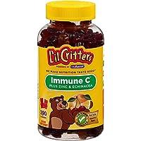 L'il Critters Immune C Plus Zinc & Echinacea (190 counts)