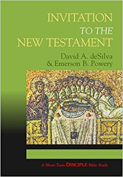 an analysis of discipleship in the new testament Evangelism handbook of new --testament christianity ' can we trust the new testament 47 one begins the process of discipleship at the.