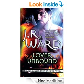 Lover Unbound: Black Dagger Brotherhood Series: Book 5